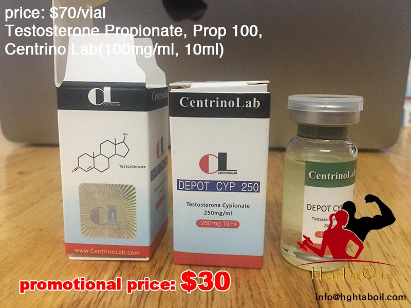 Testosterone Cypionate, Depot CYP 250, Centrino Lab(250mg/ml, 10ml)