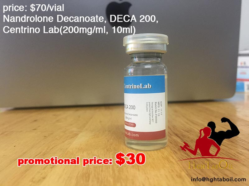 Nandrolone Decanoate, DECA 200, Centrino Lab(200mg/ml, 10ml)