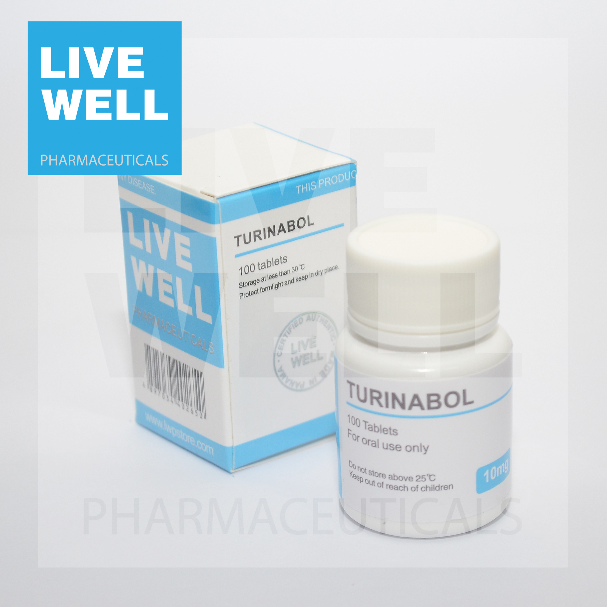 Turinabol 10mg